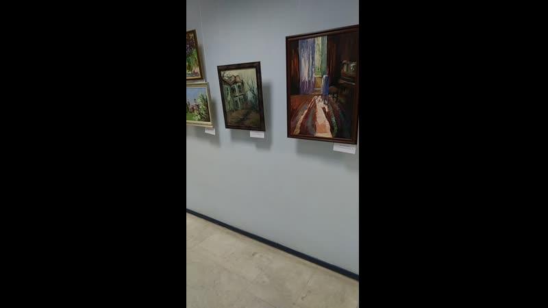 А Вы видели работы череповецкой художницы Марии Золотарёвой? Можно обсудить.