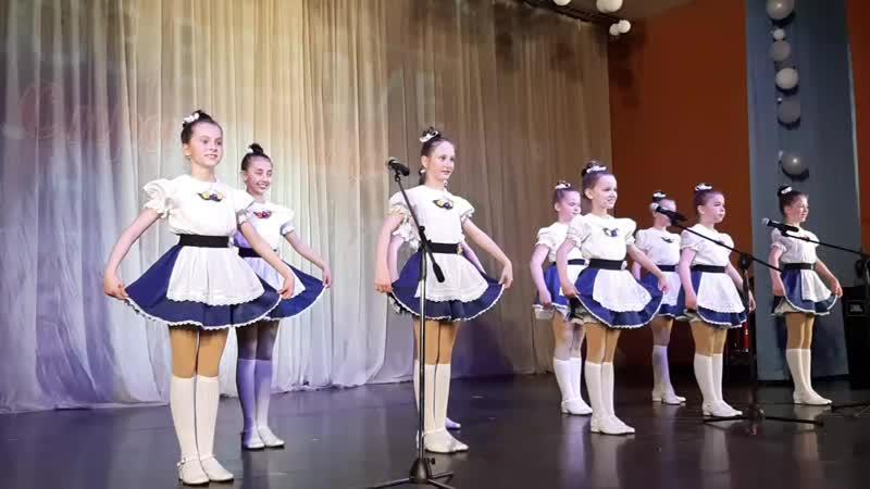 Народный детско-юношеский ансамбль До-ми-соль