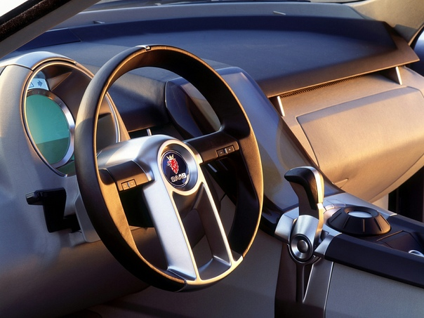 Вехи истории : 2001 Saab 9X (Bertone)