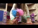 Распаковка Hairdynamicgirl. Кукла просто вышка