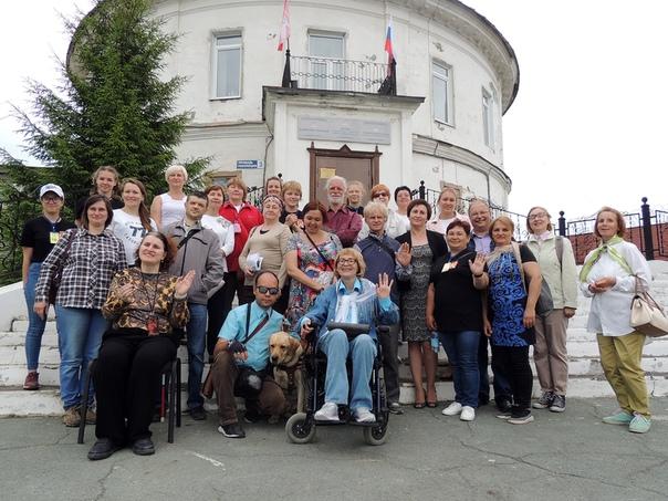 В Свердловской области запущен экскурсионный тур адаптированный для инвалидов