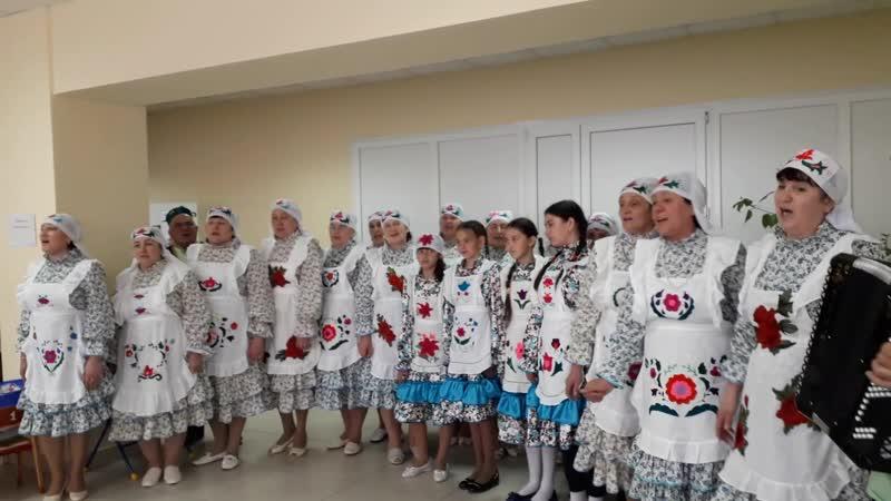 ТР Чирмешэн районы Тубэн Кэминкэ авылында Ак калфак ларнын чираттагы утырышы