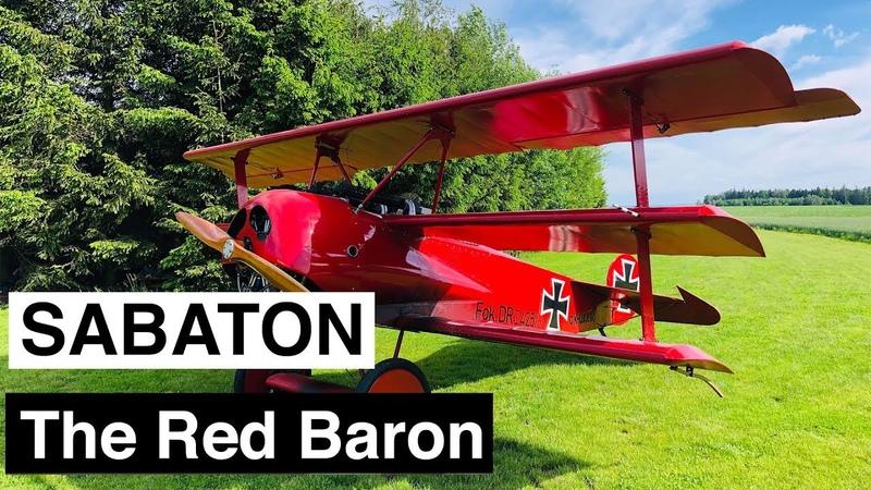 SABATON - The Red Baron (Official Lyric Video)