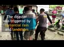 Flash floods kill at least 77 in Indonesias Papua province