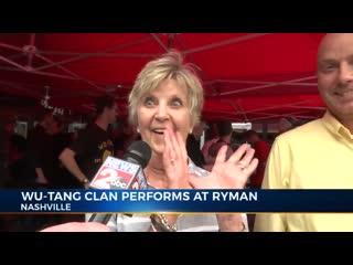 70-летняя фанатка wu-tang clan