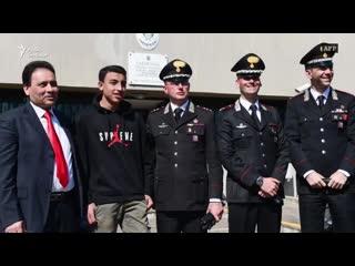 Он спас пятьдесят одноклассников в Италии
