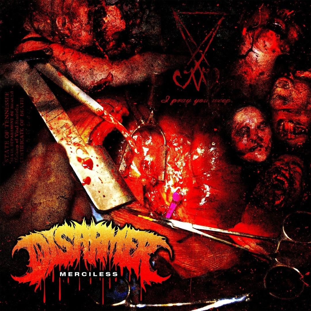 Disarmer - Merciless [EP] (2019)