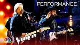 Andrew Sevener and Travis Tritt - T-R-O-U-B-L-E (The Voice Live Finale 2019)