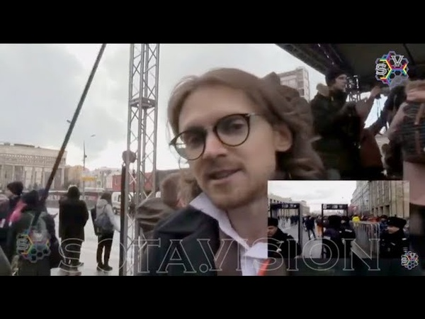 Единая Россия ненавидит Россию! - Выступление Михаила Светова на митинге против изоляции рунета!