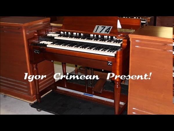 Pipe OrganHammond B3 Solo 1116 3 Best