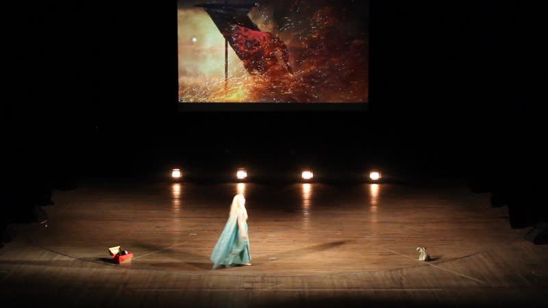Naru Daenerys Targaryen Game of Thrones Вологда Ярославль FAP 2019. Festival of Asian Popular culture