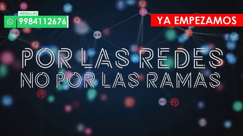 POR LAS REDES, NO POR LAS RAMAS - ¡Internet en pueblos de Quintana Roo!, OzunaLordAmenazas, BRINGTHESOUL_THEMOVIE