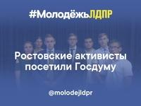Вчера, 24 июня активисты [club133915685 Ростовской молодёжки] во главе с её руководителем - [id133925930 Денисом Карасёвым]