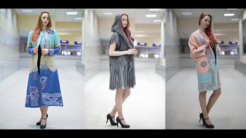 Дизайнерская одежда от YAGA