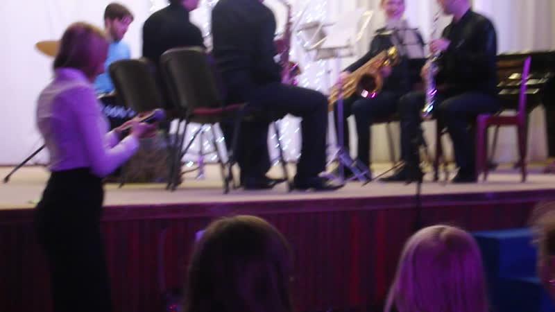 Квартет саксофонов Чайковского музыкального училища-Super Mario Bros