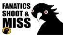 The Ballad Of Black Pigeon vs WITLESS FANATICS