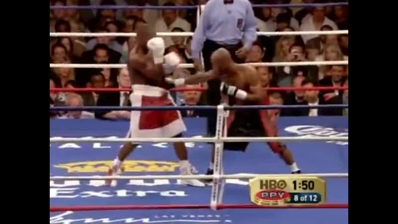 Floyd Mayweather vs. Zab Judah [2006-04-08]