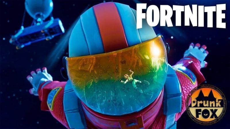 Fortnite - первым делом самолеты