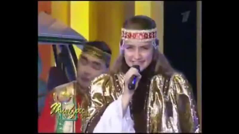 Ярило (Виктория Сластюк) - Ой, со вечёра (Поле чудес 25.01.2008)