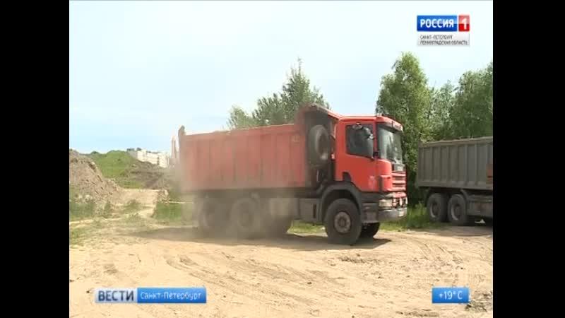 Репортаж с объезда Главы Калининского района Пониделко В А