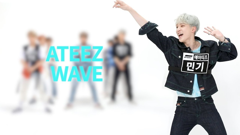 [DANCE] 190620 | ATEEZ - WAVE | PART SWITCH VER.