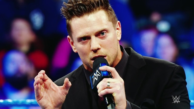 [BMBA] Falls Count Anywhere when The Miz battles Shane McMahon at WrestleMania