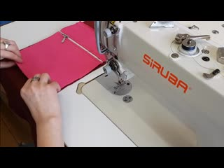 How to sew a zippered pocked ✂ cómo coser un bolsillo ✂ jak uszyć kieszonkę na z