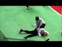 BTS Taehyung slapping Jimin's Booty (VMin)