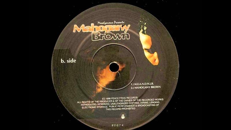 Moodymann - M.E.A.N.D.N.J.B.