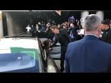 Роберт Дауни-младший подкатил на премьеру фильма «Мстители: Финал»