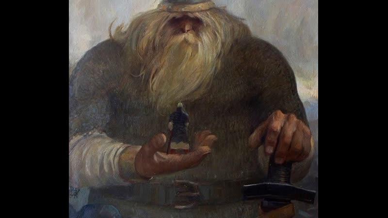 я сын чернобога MNB Viking qounquest
