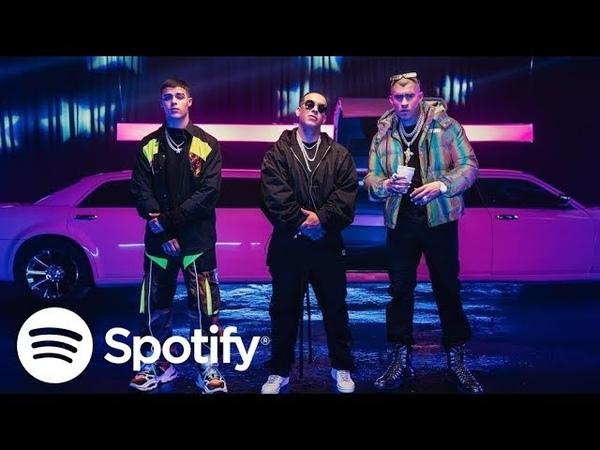 Top 50 Canciones Más Escuchadas en Spotify Mayo 30 2019