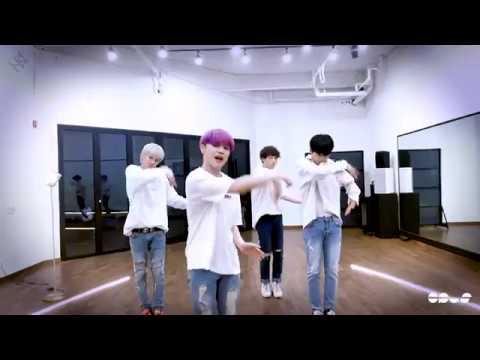 열혈남아(HBY) - 내 품에 안겨 안무영상 (DANCE PRACTICE)