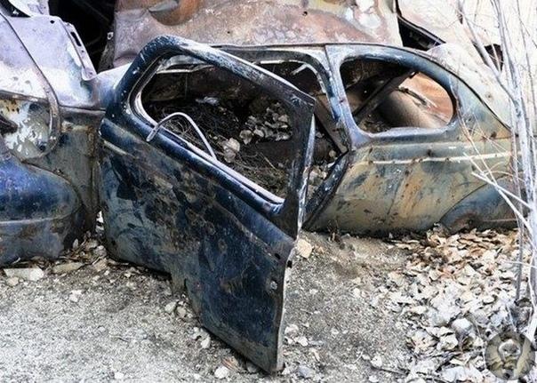 Суррейский призрачный автомобиль