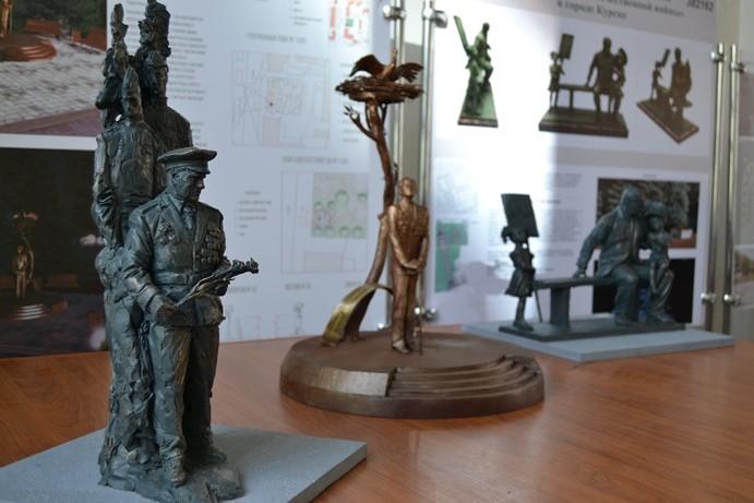 В Курске выбирают лучший проект памятного знака «Ветерану Великой Отечественной войны»