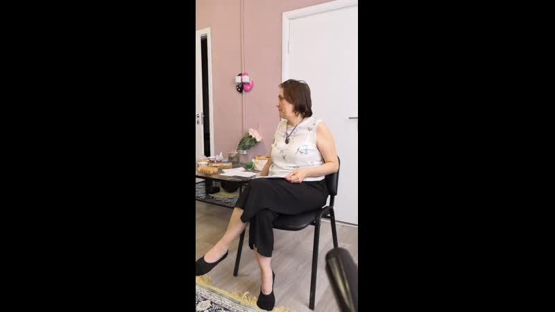 Семинар Секс, деньги, бизнес психолог Наталия Гарифьянова (часть 1)