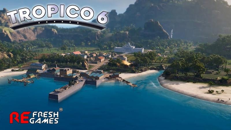 Как заработать денег? Tropico 6 Beta