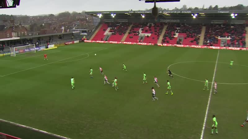 Эксетер Сити 30 Колчестер Юнайтед (16319) EFL Sky Bet League Two