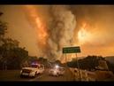 Калифорния в огне - невиданной силы пожары обрушились на США