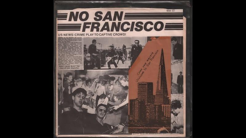 No San Francisco - Not Yet Produced By Brian Eno - V.A. (1980) full Album