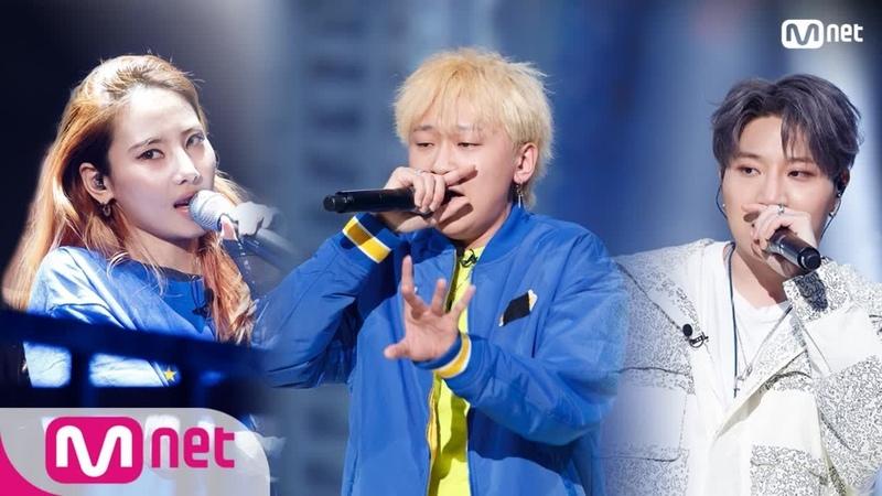ENG sub schoolrapper 3 8회 강민수 팝콘 Feat 페노메코 유라 @파이널 190412 EP 8