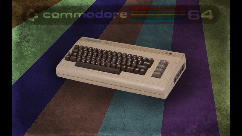 Old School {Commodore 64} Eon ! full ost soundtrack