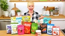 Healthy Snack Haul | The Domestic Geek