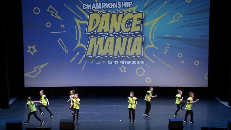 DANCE MANIA 828 CREW
