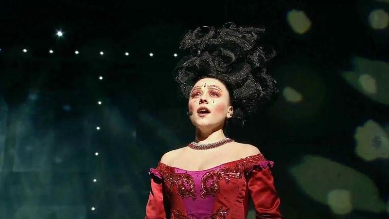 Моцарт Рок опера Mozart L'Opéra Rock 2009
