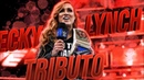 Becky Lynch Tribute \\ Numb\\