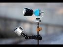 GoPro DIY Pan Tilt Time lapse Rig Demonstration