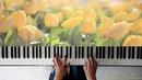Желтые тюльпаны. Версия на пианино.