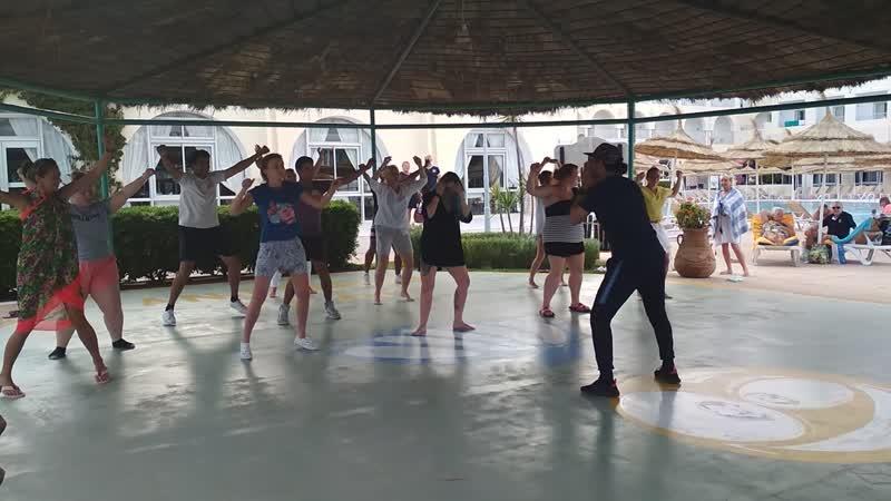 Широ- урок танца 2