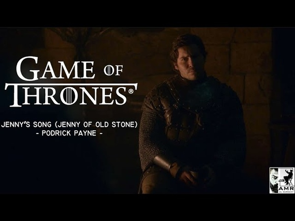Jenny's Song - Podrick's Voice - Game of Thrones (Jenny of Old Stone) - (S8 - Episode 02) [Official]